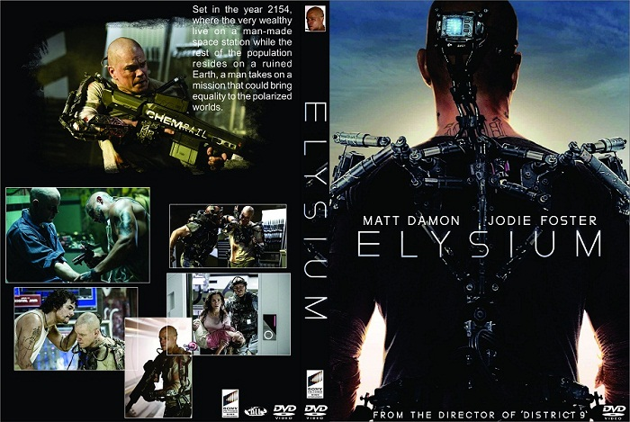 Watch Elysium Movie